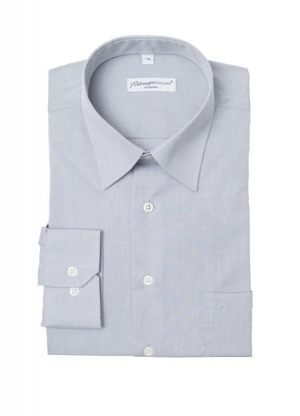 Business Hemd silber